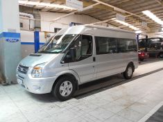 FORD TRANSIT LUXURY (Cao cấp)