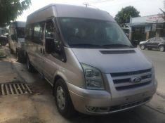 Ford Transit 16 chỗ cũ đời 2013 xe không kinh doanh dịch vụ