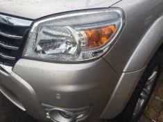 Bán xe Ford Everest Limited 2010, 1 đời chủ