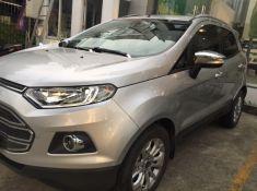 Ford Ecosport cũ đời 2015 màu ghi bạc số tự động