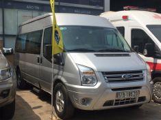 Ford Transit Luxury 2015 - Xe không chạy kinh doanh