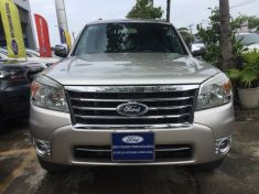 Ford Everest 2011 - máy dầu - số tay