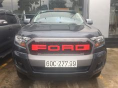 Ford Ranger AT 2015 biển số VIP 7799