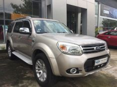Ford Everest Limited 2013 số tự động