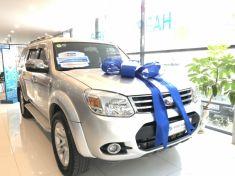 Ford Everest 2014 số sàn, màu ghi