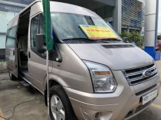 Ford Transit Luxury 2016 - Rất đẹp