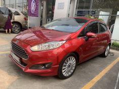 Bán Ford Fiesta 1.0 đời 2014 màu đỏ chính chủ