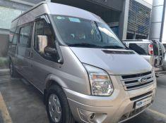 Ford Transit Limited 2014 - màu ghi vàng