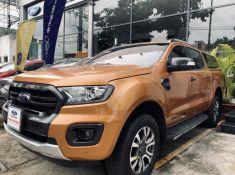Ford Ranger 2.0 wildtrack cũ đời 2018 - màu cam - 1 chủ sử dụng