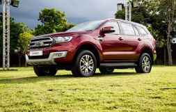 FORD EVEREST 2.2 TREND 4X2 AT
