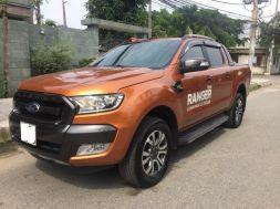 Ford Ranger 3.2 cũ, Wildtrack đời cuối 2015
