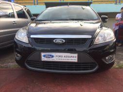 Ford Focus cũ 1.8 AT Hacthback đời 2011 màu đen