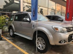 Ford Everest Limited 2013 - Loa Sub, DVD