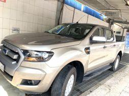 Ford Ranger số tự động 2015 màu vàng cát
