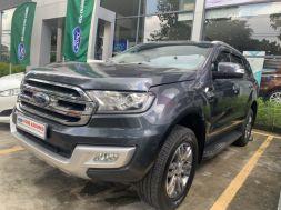 Ford Everest nhập khẩu Thái Lan - 2016