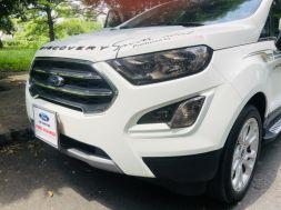 Ford Ecosport titanium 2019 - màu trắng - chạy lướt