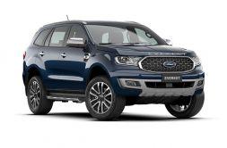 Ford Everest titanium 2.0L 4x2 AT mới 100%