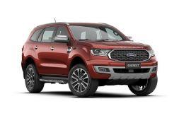 Ford Everest Titanium 2.0L 4x4 mới 100%