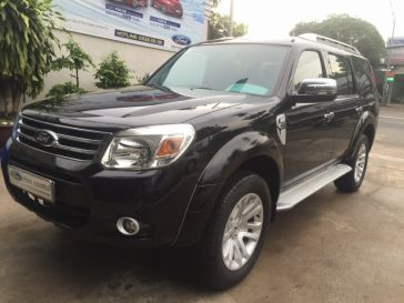 Ford Everest 2 cầu 4x4 MT - sản xuất 2014