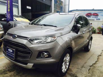 Ford Ecosport 1.5Titanium - Ghi xám - 2014