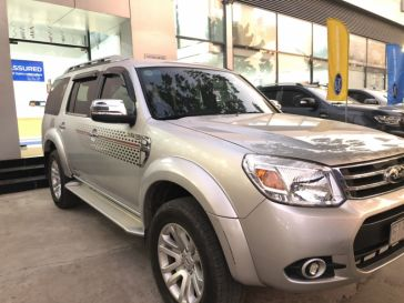 Ford Everest 2015 - số tự động Limited