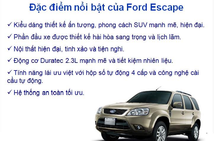 Có nên mua xe ford escape cũ đời 2010 - 1