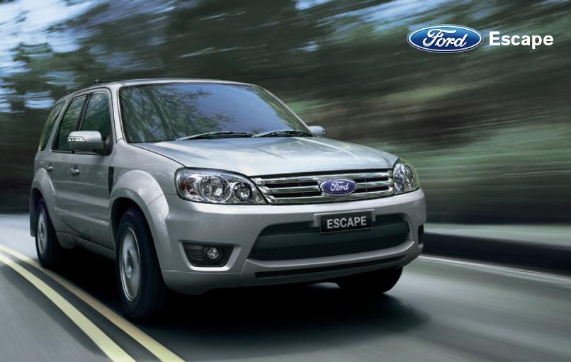 Có nên mua xe ford escape cũ đời 2010 - 3