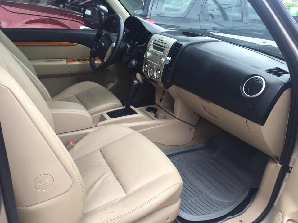Ford everest 25l cũ số tự động đời 2011 màu ghi - 5
