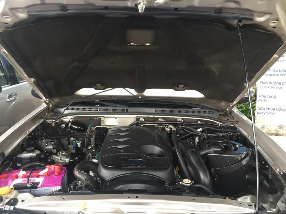 Ford everest số sàn đời 2010 màu ghi vàng hồng phấn 1 đời chủ - 5