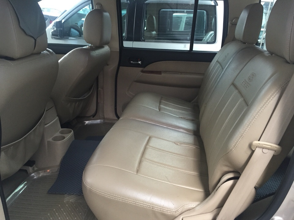 Ford everest số sàn đời 2010 màu ghi vàng hồng phấn 1 đời chủ - 8
