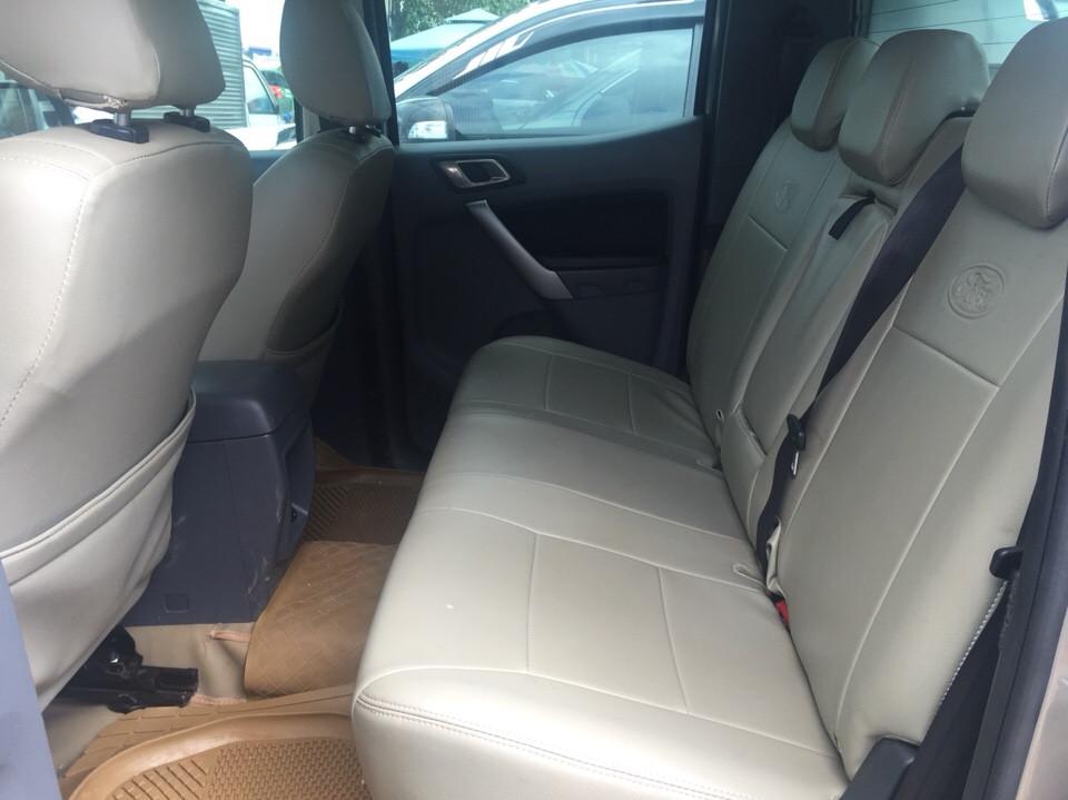 Ford ranger 22 xlt cũ đời 2016 màu bạc - bảo hành chính hãng - 7