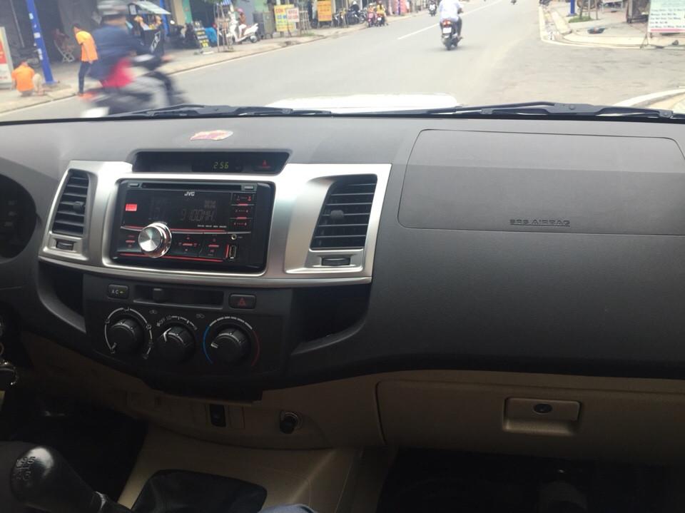 Bán toyota hilux 25e đời 2014 xe cá nhân sử dụng - 3