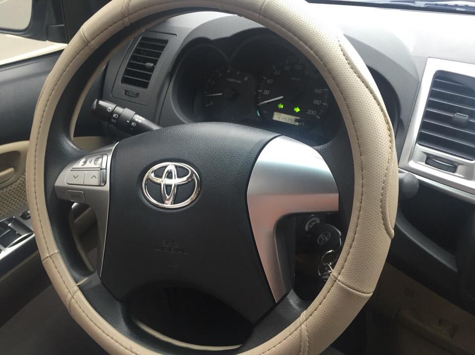 Bán toyota hilux 25e đời 2014 xe cá nhân sử dụng - 4