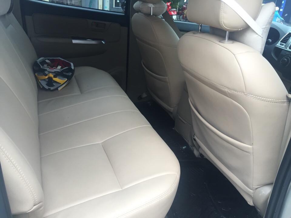 Bán toyota hilux 25e đời 2014 xe cá nhân sử dụng - 5