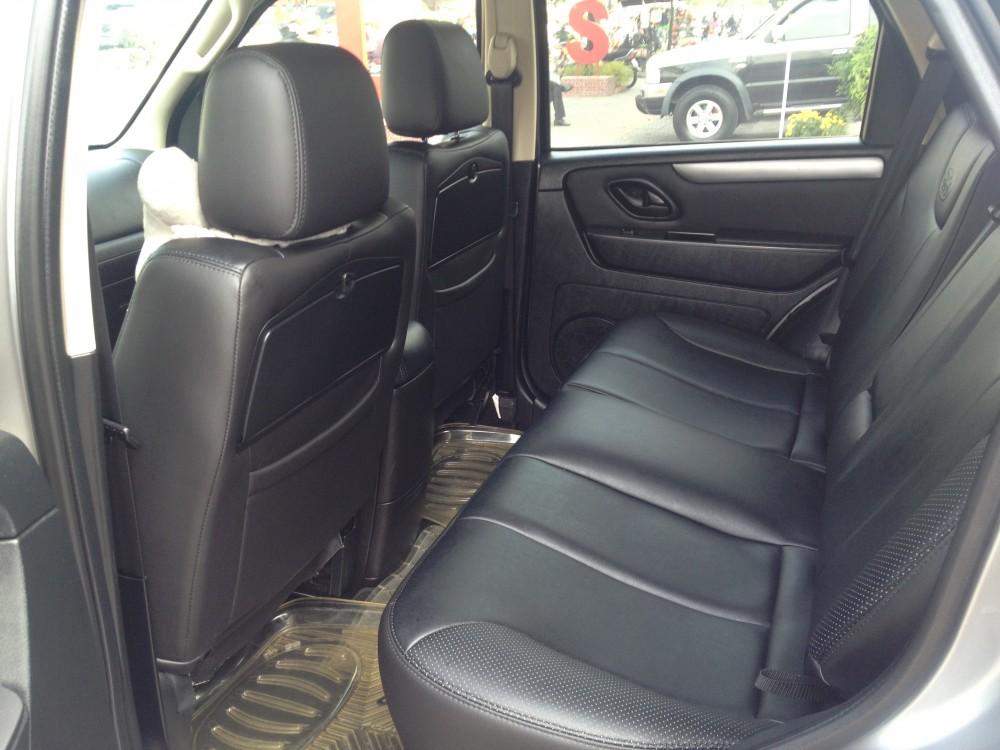 Bán xe ford escape cũ đời 2008 màu xám số tự động - 6