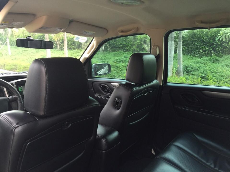 Bán xe ford escape cũ đời 2009 màu xám số tự động - 6