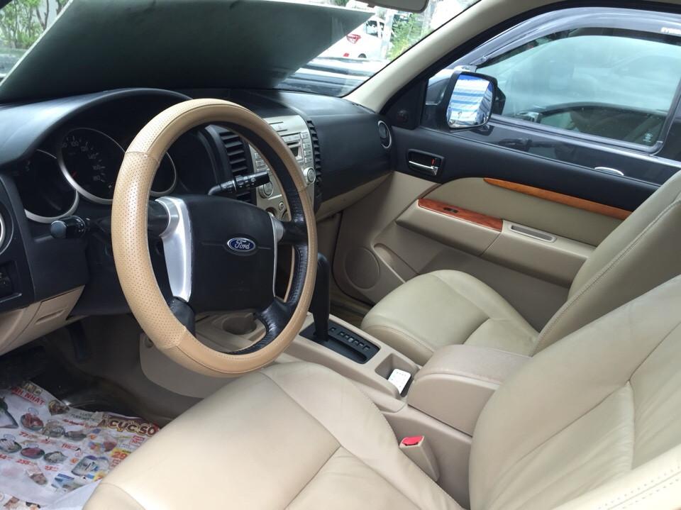 Bán xe ford everest cũ 2010 số tự động - 4