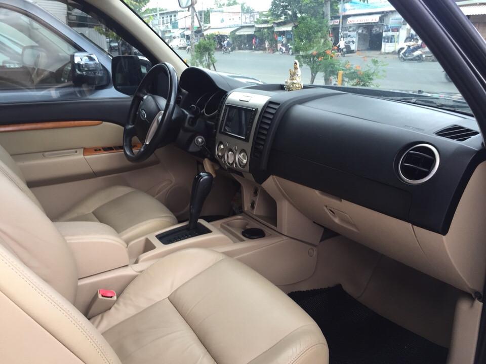 Bán xe ford everest cũ 2010 số tự động màu đen - 5