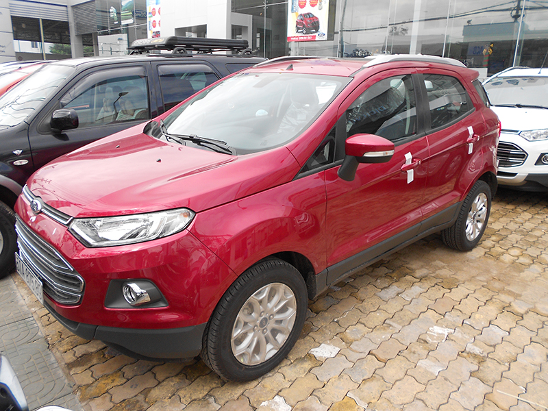 Ford ecosport 15l at titanium - 1
