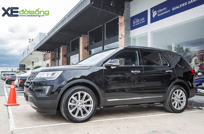 Ford explorer 2016 - dòng xe suv đậm chất mỹ - 2