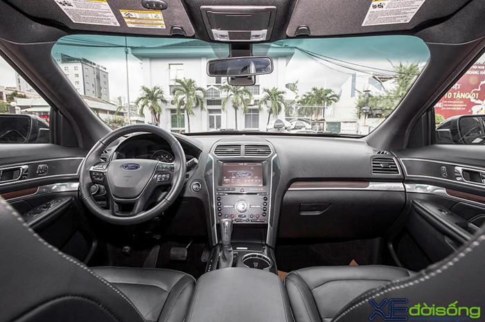 Ford explorer 2016 - dòng xe suv đậm chất mỹ - 3