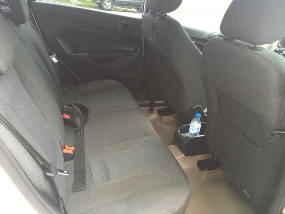 Ford fiesta cũ 16l - 5 cửa đời 2012 bán tại ford bến thành - 5