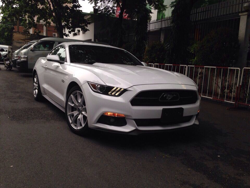 Ford mustang gt - premium 50l 2015 coupesports cars - 1