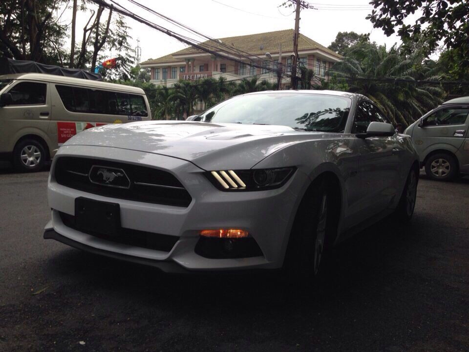 Ford mustang gt - premium 50l 2015 coupesports cars - 3
