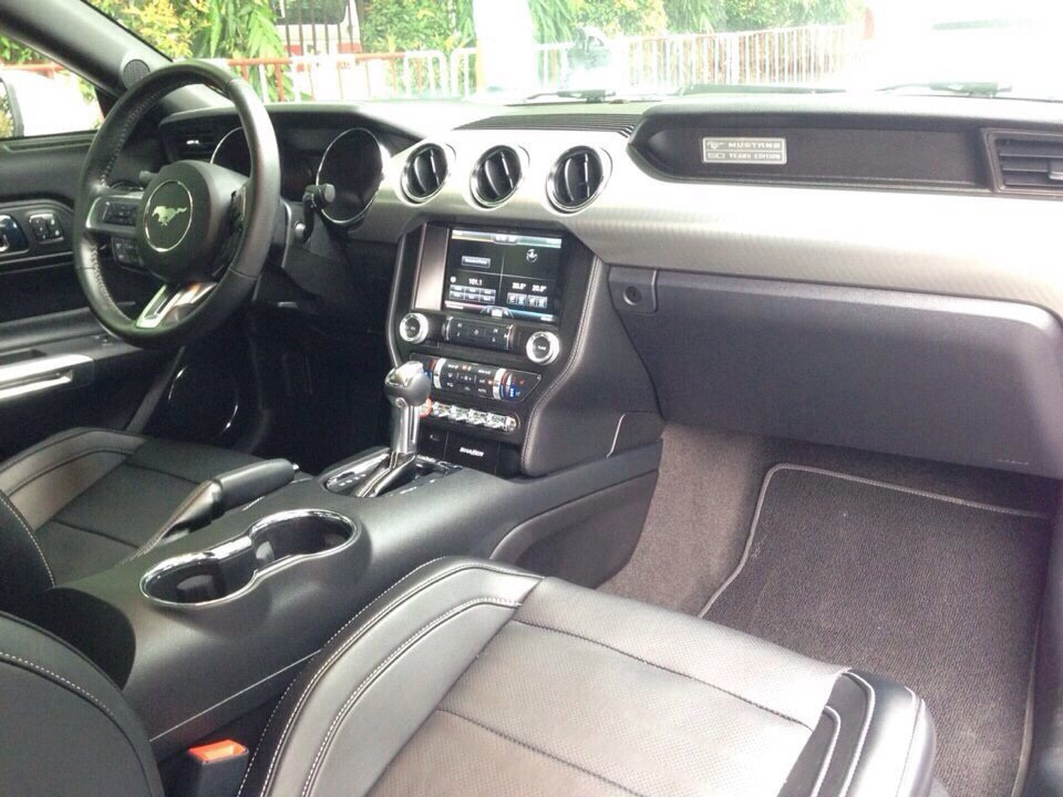 Ford mustang gt - premium 50l 2015 coupesports cars - 5
