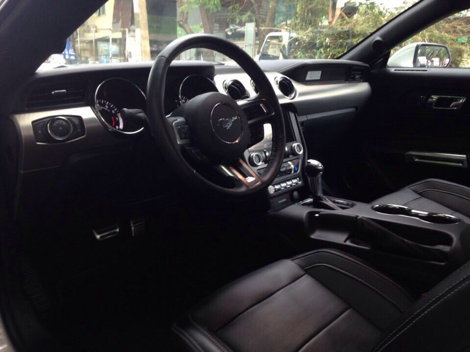 Ford mustang gt - premium 50l 2015 coupesports cars - 7