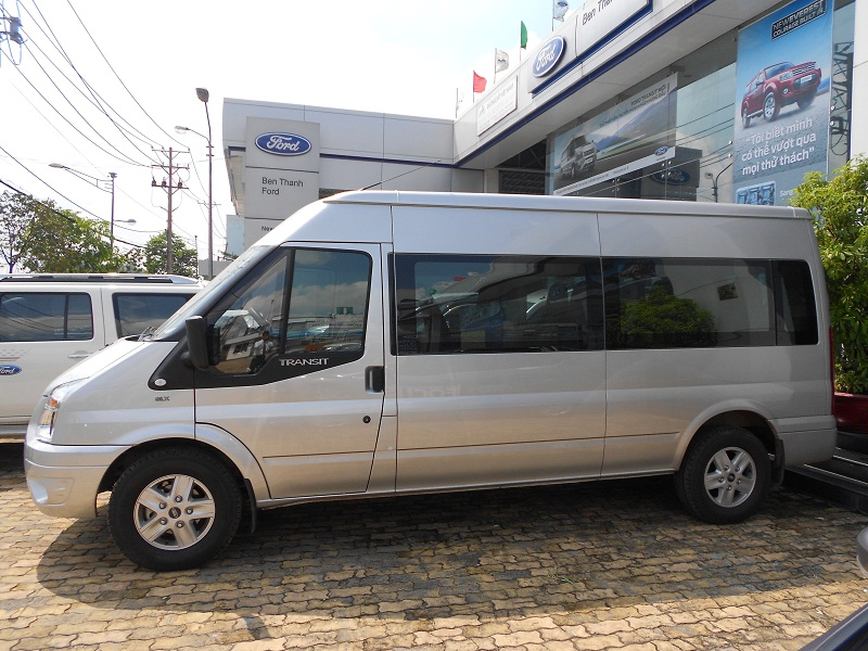 Ford transit luxury cao cấp - 1