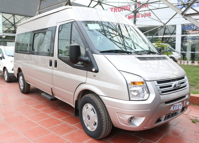 Ford transit mid tiêu chuẩn - 1