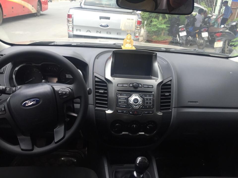 Ford ranger xls cũ đời 2016 số tay màu xanh thiên thanh - 4