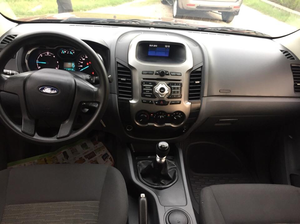 Ford ranger 22l số sàn đời 2013 màu đỏ - 5